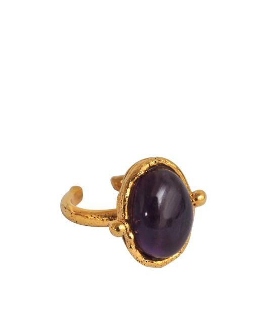 Sylvia Toledano   Purple Petite Ovale Ring   Lyst