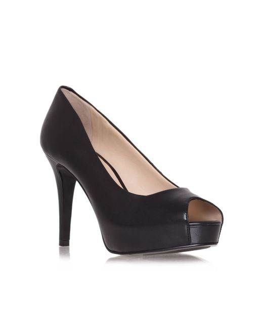 Nine West | Black Camya Court Shoes | Lyst