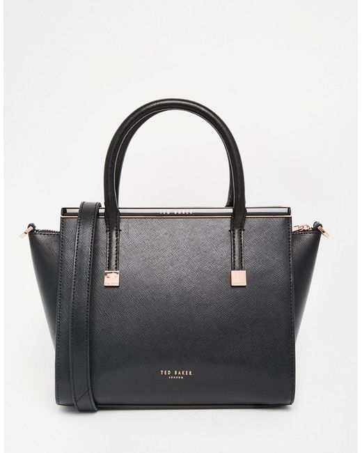 Aveline Leather Tote Bag Ted Baker
