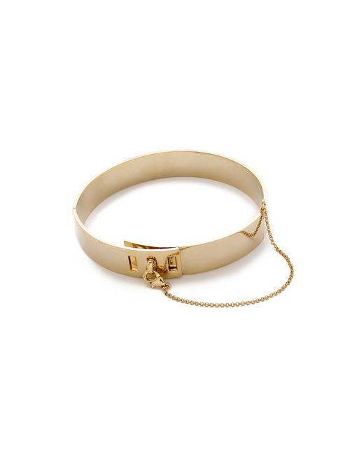 Eddie Borgo   Metallic Safety Chain Choker Necklace   Lyst