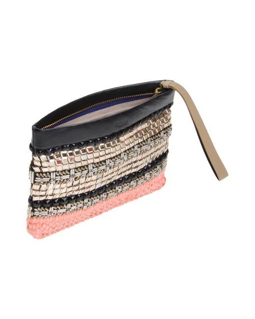 INTROPIA | Black Handbag | Lyst