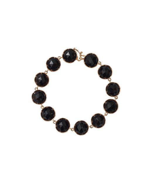 Irene Neuwirth | Black Rose Cut Onyx Bracelet | Lyst