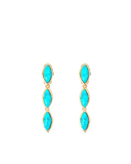 Sylvia Toledano | Blue Sweetie Or Earrings | Lyst