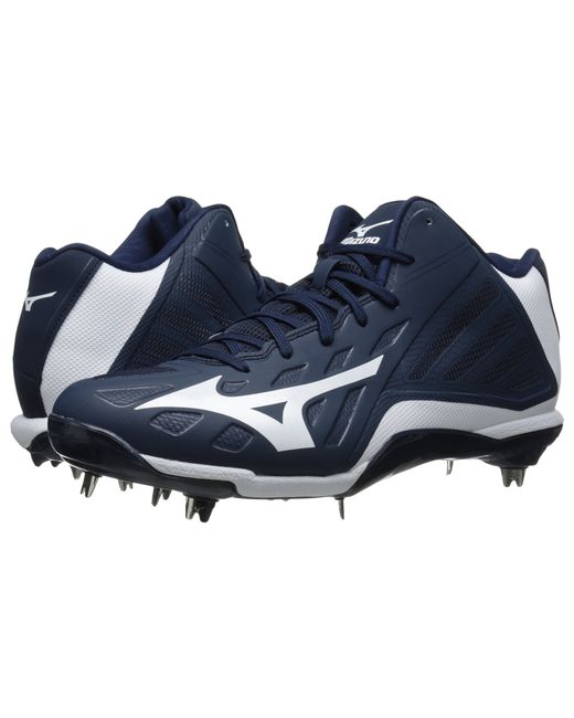 Mizuno | Blue Heist Iq Mid for Men | Lyst