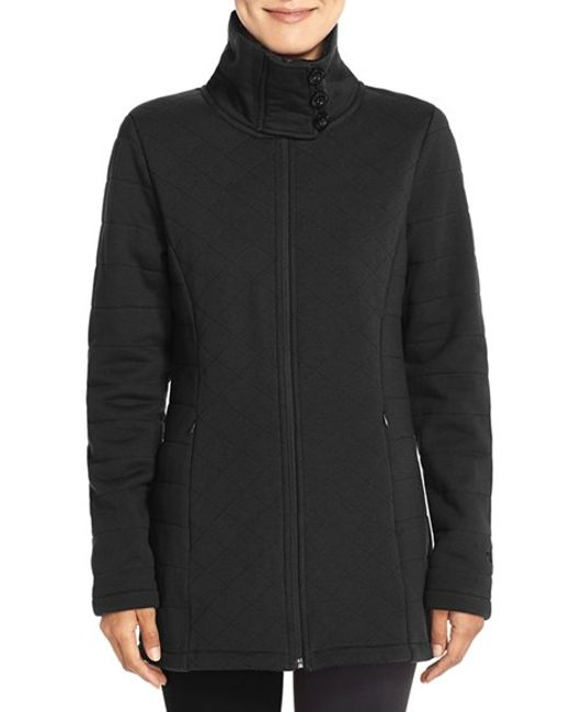 The North Face | Black Caroluna Fleece Jacket | Lyst