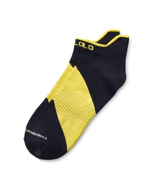 Pink Pony | Black Sporty Ankle Socks for Men | Lyst