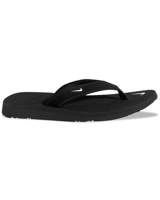Nike Womens Celso Girl Thong Sandals From Finish Line In -6550