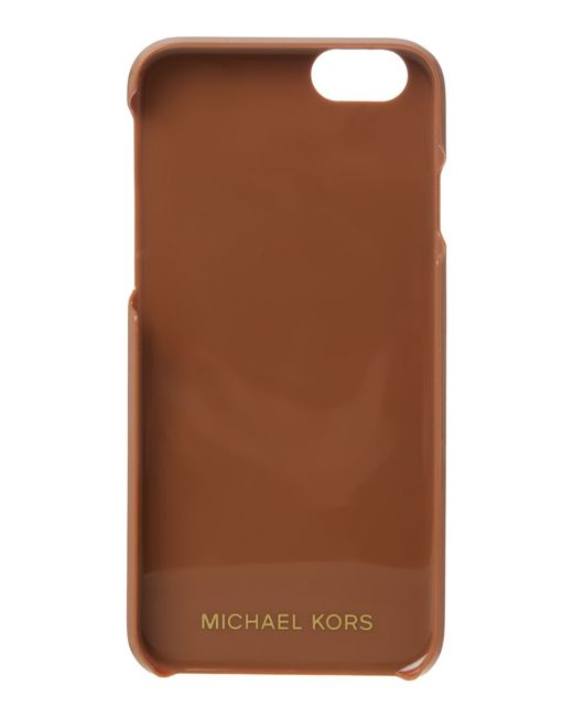 Michael kors multi coloured iphone 6 cover in multicolor for Housse iphone 6 michael kors