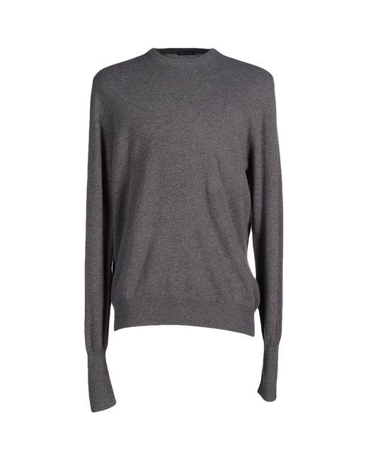 Ballantyne | Gray Sweater for Men | Lyst