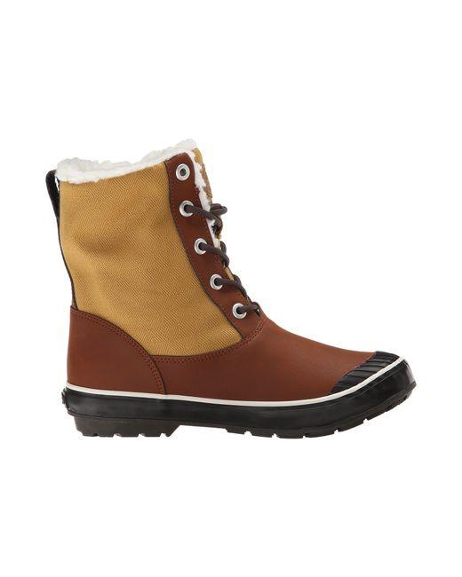 Keen   Brown Elsa Boot Wp   Lyst