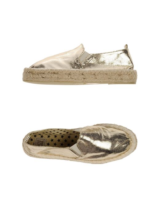 Colors Of California | Metallic Espadrilles | Lyst