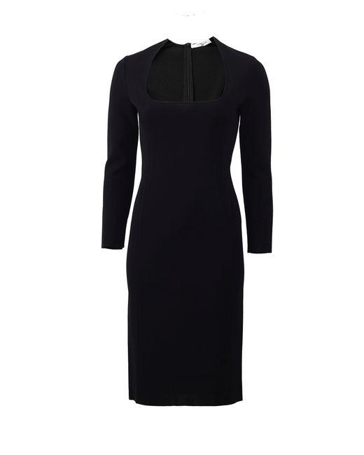 Givenchy | Black Punto Milano Dress | Lyst