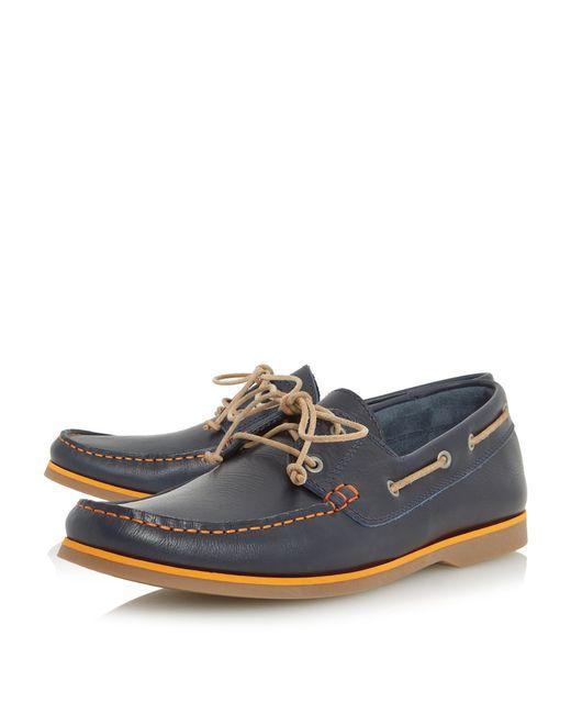 Bertie Mens Boat Shoes
