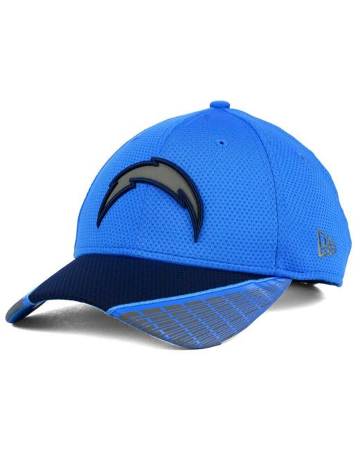 Ktz San Diego Chargers Reflective Adjustable 9forty Cap In