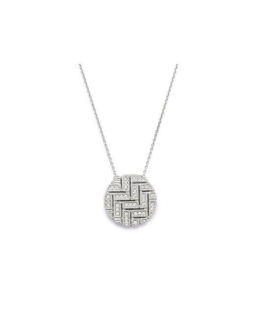 "Dana Rebecca | Metallic Jemma Morgan Diamond Necklace, 16"" | Lyst"