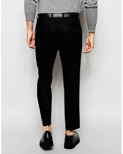 Buy Smart trousers from the Womens department at Debenhams. You'll find the widest range of Smart trousers products online and delivered to your door. Cropped & capri (72) Linen trousers (4) Joggers (5) Chinos (16) Cord trousers Petite black tapered trousers Save. Was £ Now £ Dorothy Perkins Claret split hem ankle grazer.