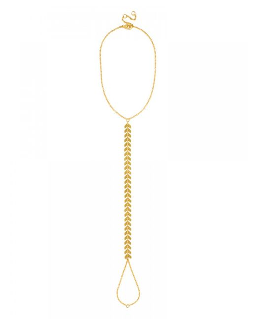 BaubleBar | Metallic Fishtail Foot Adornment | Lyst