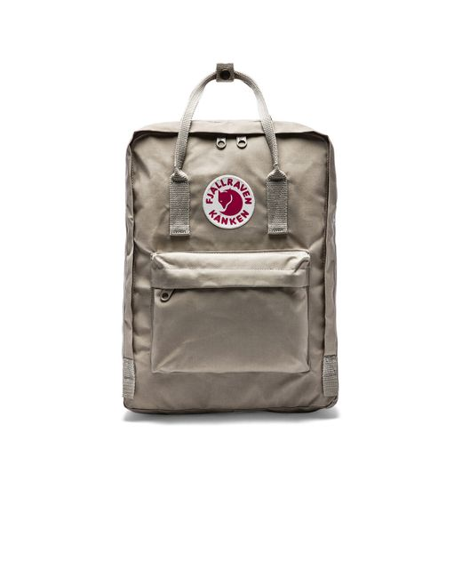 Fjallraven | Natural Kanken for Men | Lyst