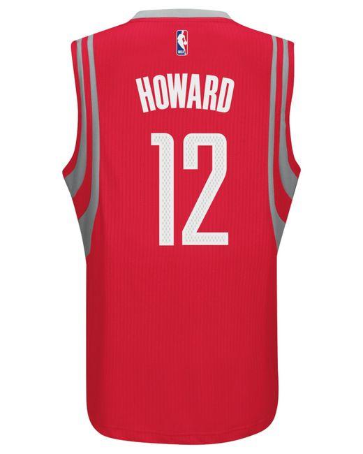 Adidas Originals Men 39 S Dwight Howard Houston Rockets