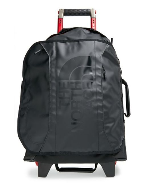The North Face | Black 'rolling Thunder' Rolling Carry-on Suitcase for Men | Lyst