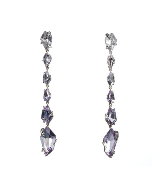 Alexis Bittar | Gray Cool Heather Marquis Drop Earrings You Might Also Like | Lyst