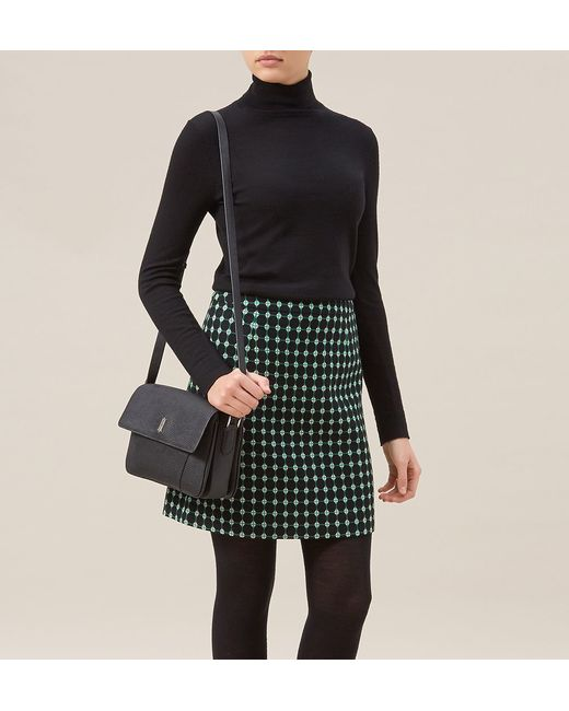 Hobbs | Green Tillie Skirt | Lyst