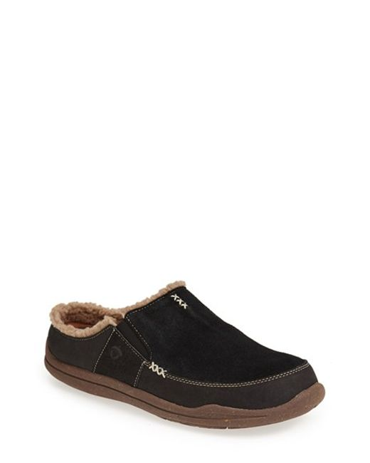 Acorn | Gray 'wearabout' Clog Slipper for Men | Lyst