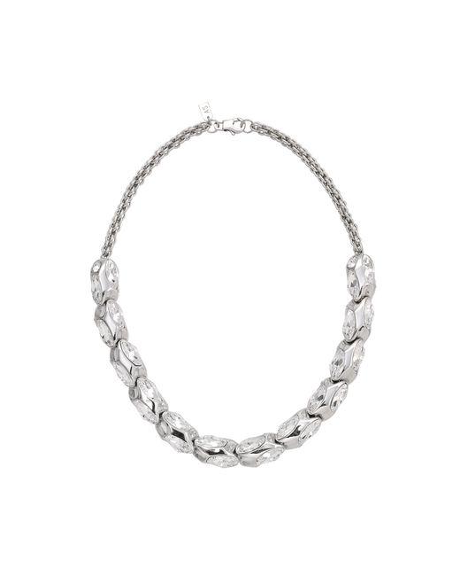 Atelier Swarovski | Metallic Neva Necklace | Lyst
