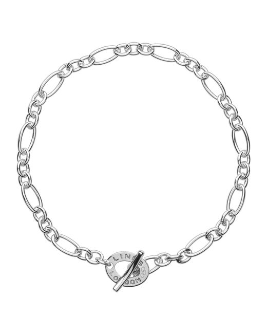 Links of London | Metallic Signature Xs Charm Chain Bracelet-m | Lyst