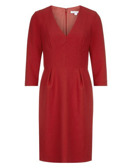 Fenn Wright Manson | Red Casandra Dress | Lyst