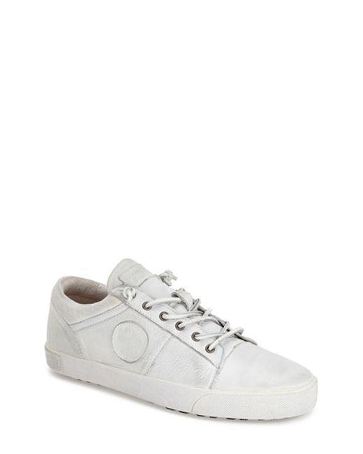 Blackstone | White 'jm12' Sneaker for Men | Lyst