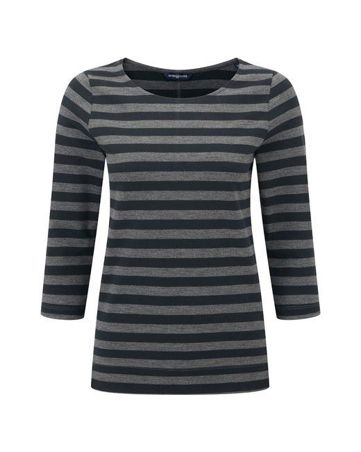 Henri Lloyd | Gray Lucie 3/4 Sleeve Stripe Tee | Lyst