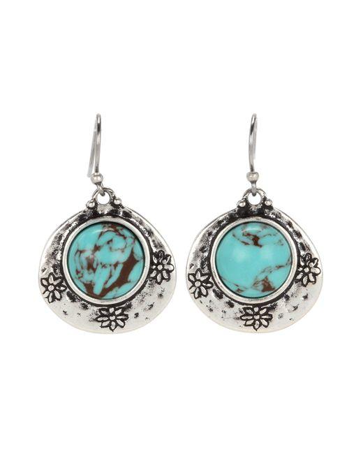 Lucky Brand | Metallic Batik Bliss Earrings Jlru8363 | Lyst
