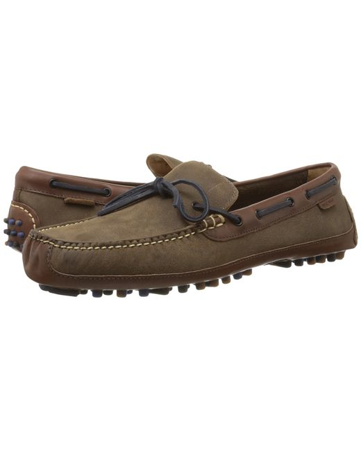 Cole Haan | Brown Grant Canoe Camp Moc for Men | Lyst