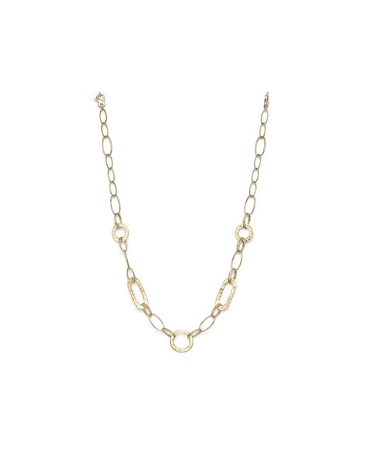 Ippolita | Metallic Sterling Silver Glamazon Link Necklace, 20"