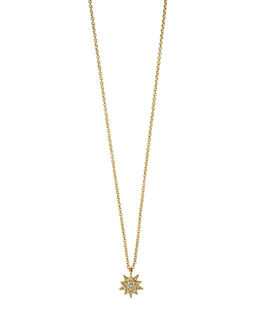 Dyrberg/Kern | Metallic Starly Necklace | Lyst
