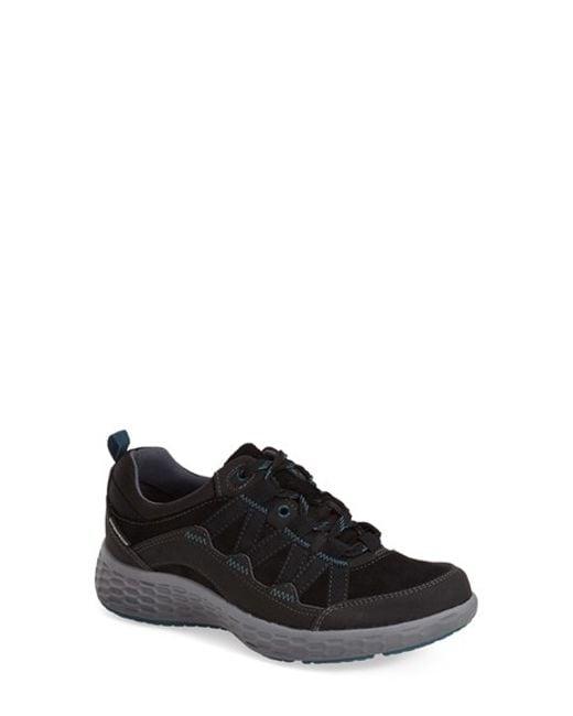 Cobb Hill | Black 'Freshexcel' Waterproof Sneaker | Lyst