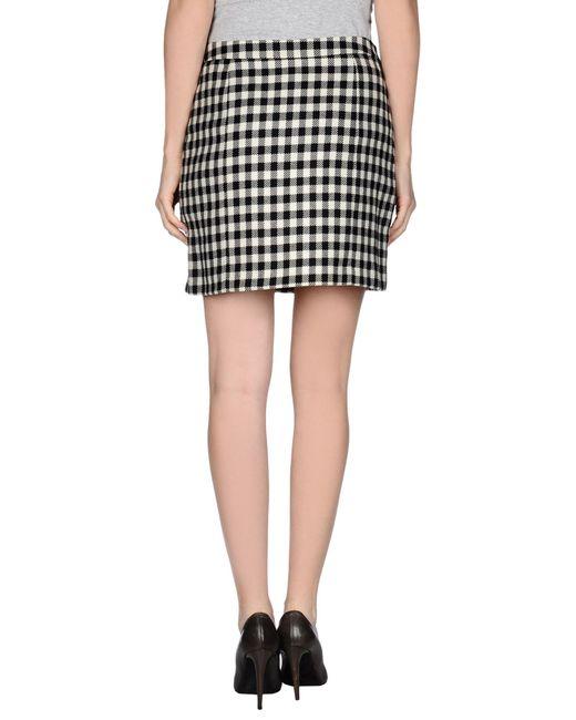 Love moschino Mini Skirt in White