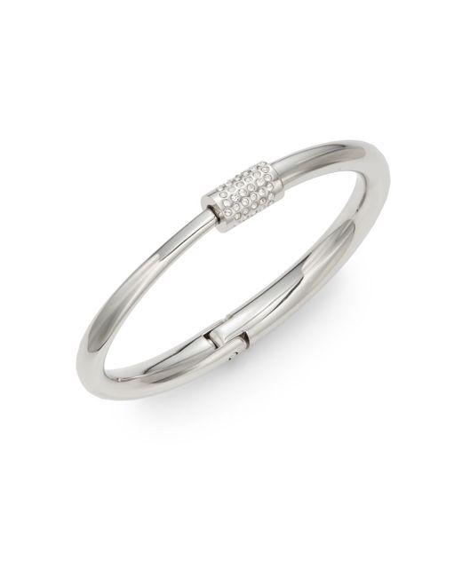 Vita Fede | Metallic Classic Eclipse Crystal-accent Bracelet/silvertone | Lyst