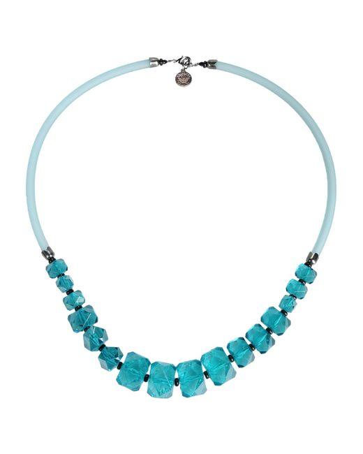 Emporio Armani | Green Necklace for Men | Lyst