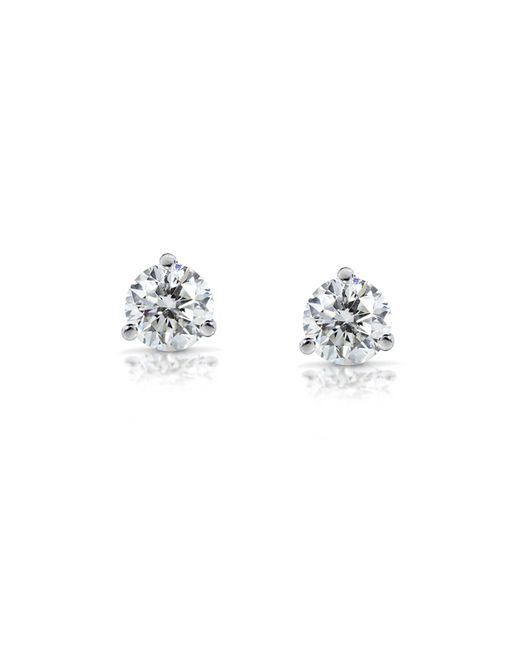Carbon & Hyde | Metallic Diamond Studs | Lyst