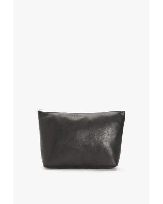 7 For All Mankind | Large Cosmetic Pouch In Black | Lyst