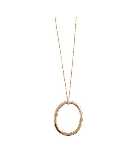 Ginette NY   Metallic Gold Tv On Chain Necklace   Lyst