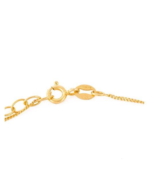 True Rocks   Metallic 'aaa Pass' Necklace   Lyst