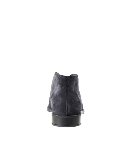 Tod's | Black Tods Suede Ankle Boots - Brown for Men | Lyst