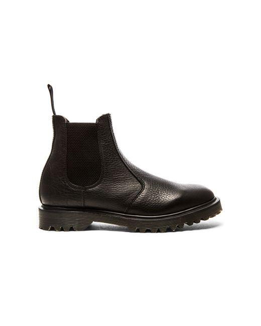 dr martens 2976 chelsea boot in black for men lyst. Black Bedroom Furniture Sets. Home Design Ideas