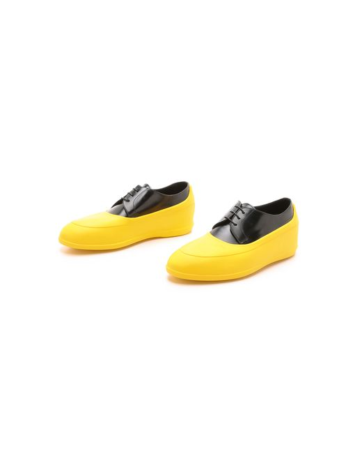 Swims | Yellow Classic Galoshes for Men | Lyst