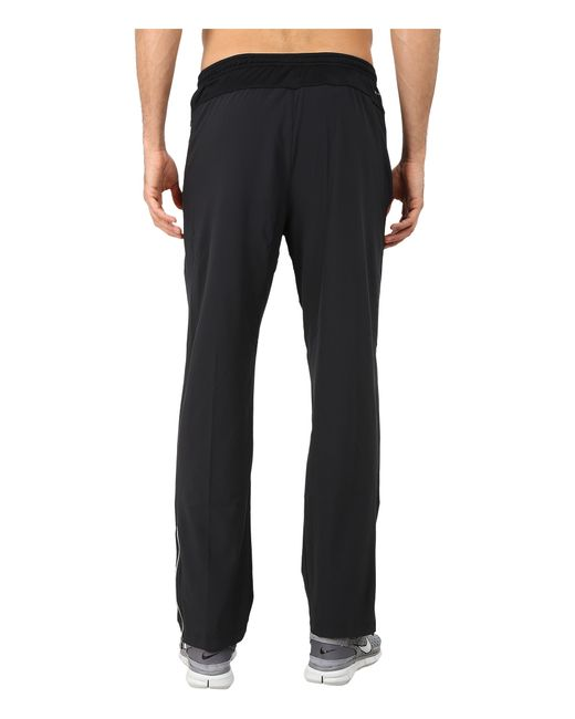 Nike | Black Dri-fit™ Stretch Woven Running Pant for Men | Lyst
