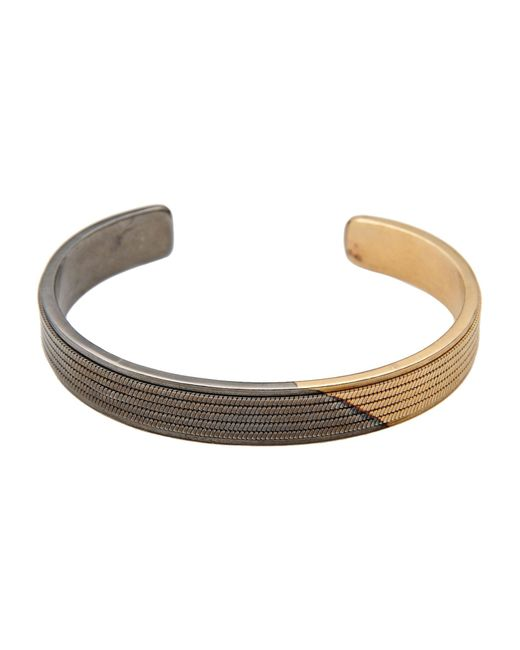 Iosselliani   Metallic Bracelet   Lyst