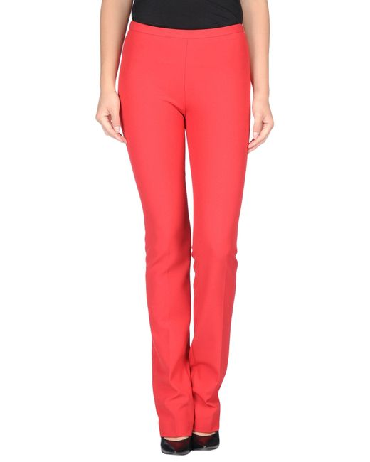 Space Style Concept | Red Casual Pants | Lyst